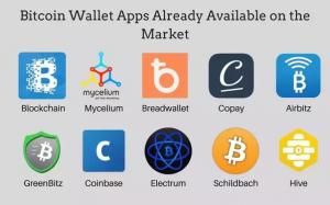 BTC wallets
